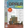 Passatempo Coquetel Opala Turbo Nº 4 Cripto 192 Páginas