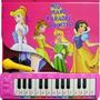 Livro Meu Piano Karaokê Princesas Promoção