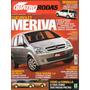 Quatro Rodas Nº505 Meriva Civic Corolla Alfa 147 C5 Polo 16v