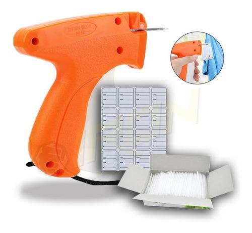 Kit Aplicador Tag + 1000 Etiquetas + 5000 Pins Promoção Original