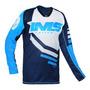 Camisa Ims Sprint Azul Branca Motocross Trilha Lançamento