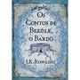 Livro Os Contos De Beedle, O Bardo Harry Potter