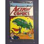 Hq Superman Gibi No. 1 Dc Action Comics Certificado