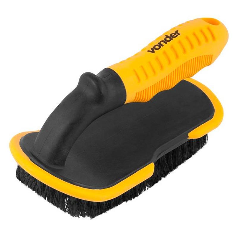 Escova Para Limpeza de Tapetes e Carpetes Vonder