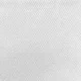 Tecido para estofado sarja peletizada branca 270
