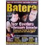 Revista Batera Nº 64 Igor Cavalera & Fernando Schaefer