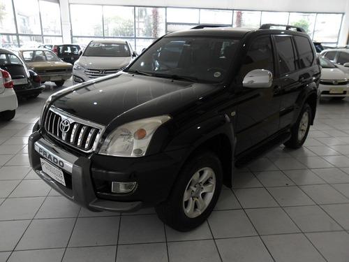 Toyota Land Cruiser 3.0 Prado Aut. * 2006 * Bancos Couro *