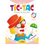 2 Livros Tic Tac Volume 1 Frete Grátis