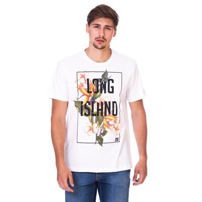 Camiseta Long Island Branca