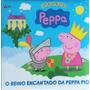Livro Teatro Da Peppa Pig O Reino Encantado