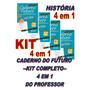 Caderno do futuro Historia 6 Ao 9 Ano Digital Do Professor