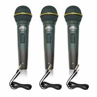 Kit Com 03 Microfones Sincler Spl58-B