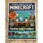 Revista Guia Completo Do Minecraft 1 Ps4 Xbox One Ps3 Pc