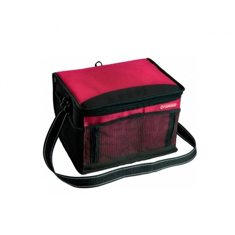 Cooler Tropical 12L Vermelho-Soprano