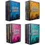 Coleção Agatha Christie Box 5, 6, 7 E 8 Ed. Luxo 12 Livros