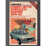 Livro Manual Chilton´s Honda Civic 1973 1982