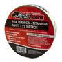 Fita Térmica Termotape Titanium P/ Escapamento Mhtt 15m