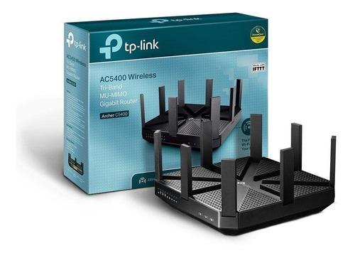 Archer C5400 Tp-link Roteador 8 Antenas Ac5400 Tri-band Original