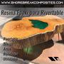 Resina Epoxi Rivertable