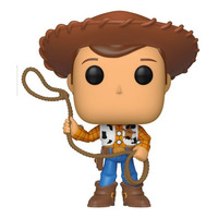 Woody Pop Funko #522 - Sheriff Woody - Toy Story 4 - Disney Pixar