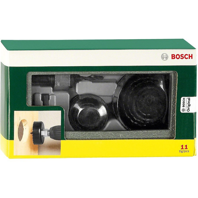 Kit Serra Copo com 11 Peças - 2 607 019 450 - Bosch