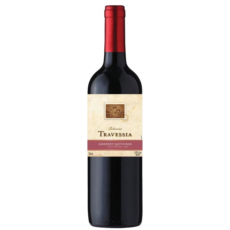 Vinho Fino Cabernet Sauvignon 750ml - Travessia
