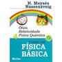 Coleção Curso De Física Básica V4 H. N. Moysés, Frete Gratis