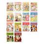 14 Revistas Trabalhos Em Crochê Banheiros Cozinhas Lote 3