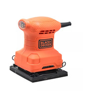 Lixadeira Orbital 1/4 200w Black + Decker  BS200