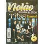 Violão Popular Cordas Cores Titãs Especial Revista Nº 12