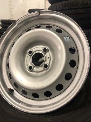 Estep Completo Renault Sandero Logan Aro15 Bridgestone Ep150