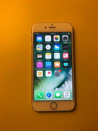 iPhone 6 - 64gb - Gold - Desbloqueado - Semi Novo Original