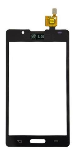 ! Tela Touch Screen LG P710 P714 L7 2 Ii Preto Original