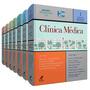 Foto 1 Livro Coleção Clínica Médica 7 Volumes Fmusp