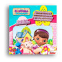 Livro Disney Latinha Pop up Doutora Brinquedos