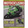 Motociclismo N°84 Ninja Zx 6r Honda Cbr 1000rr Neo C100 Biz