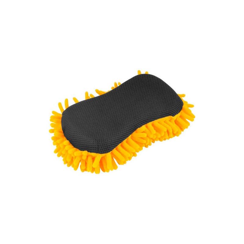 Esponja de Microfibra Dupla Face Para Uso Automotivo Vonder