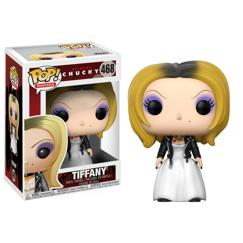 Tiffany Pop Funko #468 - Horror Series 4