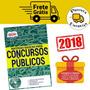 Apostila Para Concursos Públicos Matéria Básica 2018