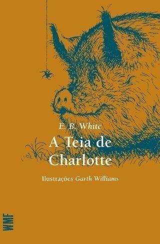Livro A Teia De Charlotte Original