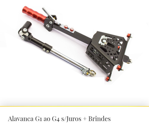 Alavanca Engate Rápido Vw Ap G1 G2 G3 G4  S/ Juros + Brindes Original