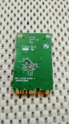 Placa Wi-fi Notebook Acer Aspire 5517 E Série Original