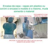 Capa Plástica para equipo dentário