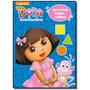 Dora A Aventureira Aprendendo Cores E Formas