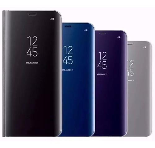Capa Capinha Flip Cover Espelhada Samsung Galaxy S7 Sm-g930f Original