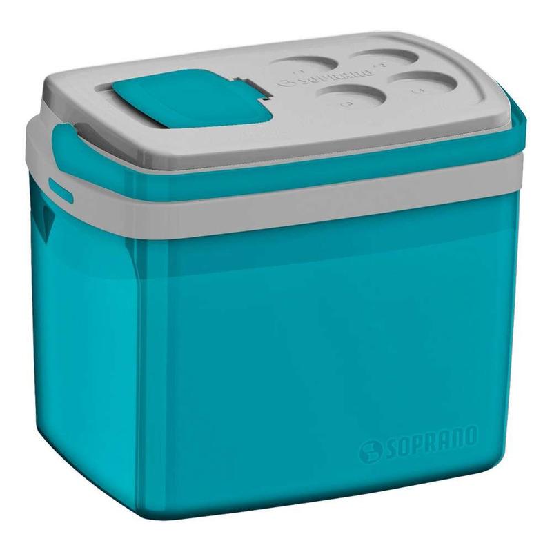 Caixa térmica tropical 32L Azul Soprano