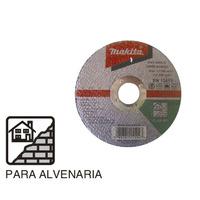 "Disco de Desbaste 115 mm (4.1/2"") para Alvenaria - Makita - D-19875"
