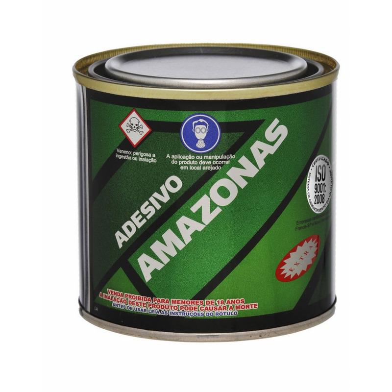Cola Adesivo Amazonas AM 01 750g