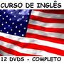 Curso De Inglês Bbc 12 Dvds!! Pague Pelo Mercado Pago!!