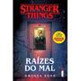 Livro Stranger Things Raízes Do Mal Envio Rápido Lançamento